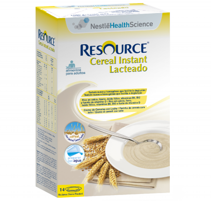 RESOURCE CEREAL INSTANT LACTEADO